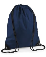 THRUMSTER PRIMARY SCHOOL NAVY PREMIUM GYMSACK/SHOEBAG WITH LOGO
